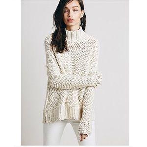 Free People Sweater Size L